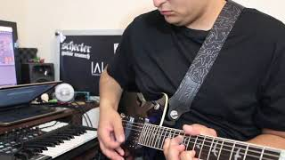 Tremonti - Trust guitar cover