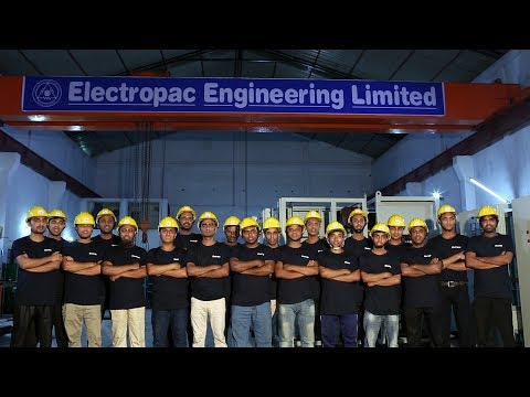 Electropac  Engineering Ltd.- Corporate AV/ The Largest Engineering Company in Bangladesh/