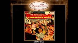 Joe Fingers Carr -- Goofus (Rag) (VintageMusic.es)