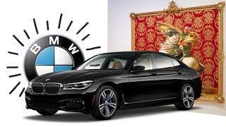 🤴 Driving a 2019 BMW 750i Super Luxury Sedan, watch it do 0-60 in 4.3s!!!