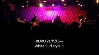 ROVOニューアルバム「Ⅺ」発売記念ツアー名古屋公演]2016年11月09日in得三.