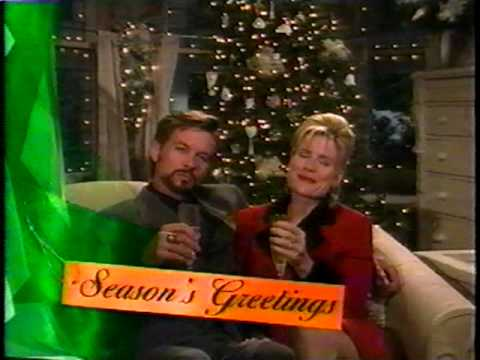 GH Christmas Promo- Stefan And Katherine, Lucy And Scotty