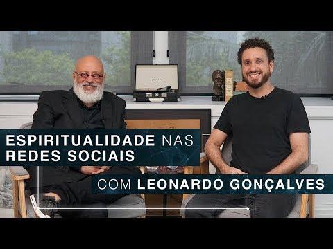 Espiritualidade Nas Redes Sociais   Leonardo Gonçalves