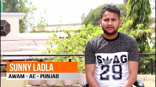 Hidden Talent Of Punjab- Awesome voice of Sunny Ladla from Pathankot I Sponsored by Awaam E Punjab