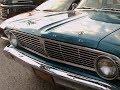 1965 Ford Ranchero Custom GrnWht NewSmyrna121315