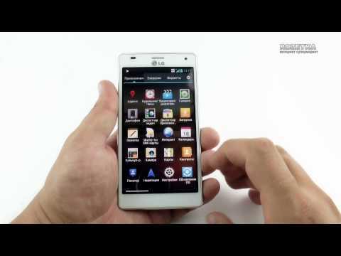 Смартфон LG Optimus 4X HD