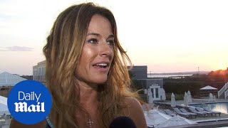 Kelly Bensimon gives tips on keeping fit and being fashionable - Daily Mail