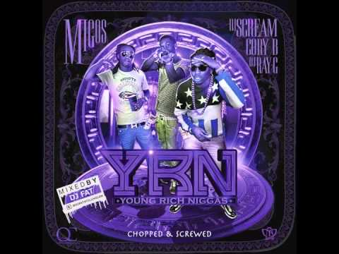 Migos - Rich Than Famous (Chopped & Screwed By DJ Fat)