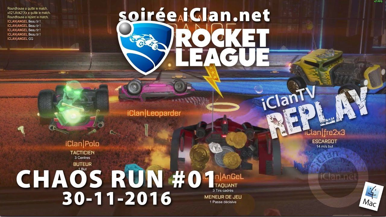 Rocket League Chaos Run Free Download: Rocket League Anniversary PC