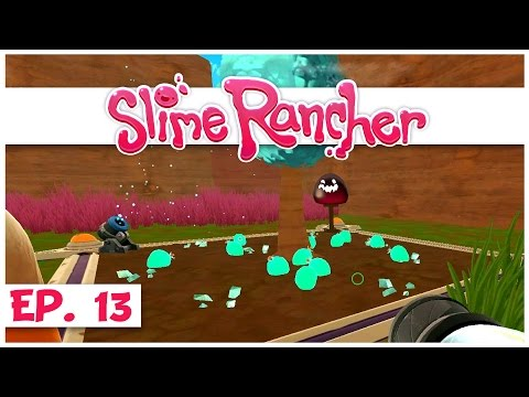 Slime Rancher - Ep. 13 - Finding Mint Mango! - Gameplay Let's Play - Pre-Alpha