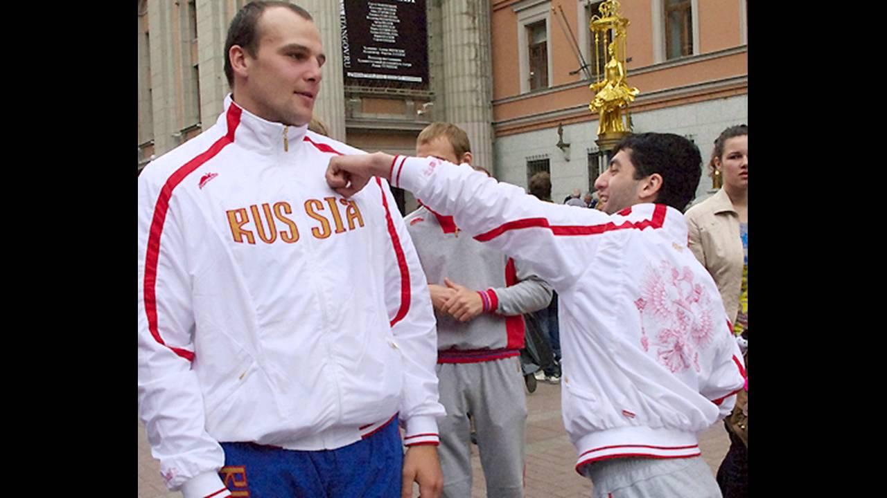 Vladimir Kuzmin set off for all the heavy 20.06.2011 83