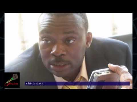 Démission de Faure Gnassingbé, conférence nationale, le message de Ché Lawson