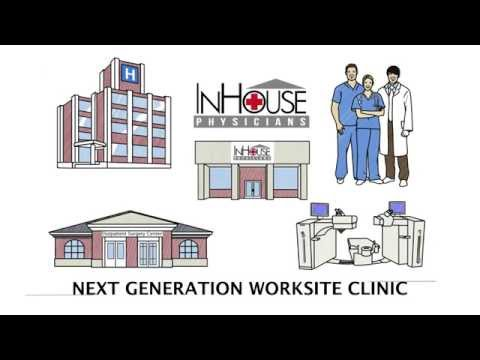 Worksite Clinics & Value-Based Healthcare for Employers | InHouse Physicians