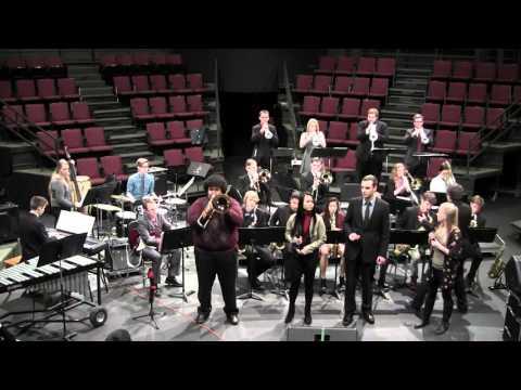 Mt. Pleasant High School Jazz Band 1