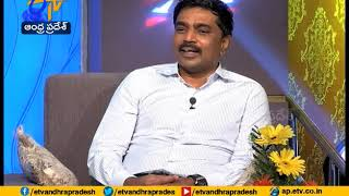 Megha Engineering & Infrastructure Ltd Boss PV Krishna Reddy with DN Prasad | Cheppalani Vundi