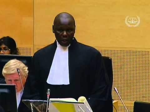 Ruto and Sang case: Sang Defence opening statements/PART 1, 11 September 2013