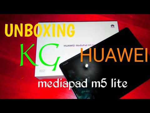 huawei-mediapad-m5-lite-10.1-inch-|-unboxing