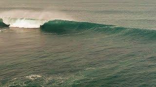 Local Pros SCORE EPIC Reef Break - RAW FOOTAGE
