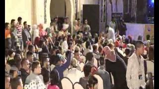 ملتقى سعيدة فكري للأغنية الملتزمة / غريب عبده الفائز 3 بجائزة الجمهور