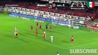 ¡Goool de Veracruz!!! VERACRUZ VS TOLUCA 1-2 J9 LIGA MX 2018