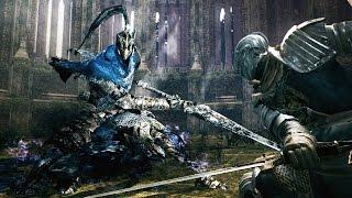 Dark Souls: Knight Artorias Boss Fight (4K 60fps)