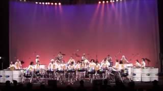 "Sukiyaki Steel Orchestra played ""Dedication"" for 20th Anniversary C..."