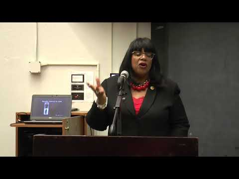 2018 Black Scholars Panel