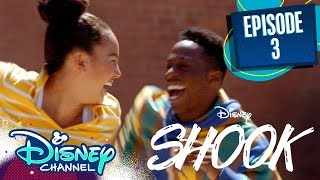 Fire 🔥| Episode 3 | SHOOK | Disney Channel