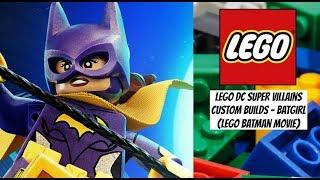 LEGO DC Super Villains Custom Builds - Batgirl (LEGO Batman Movie)