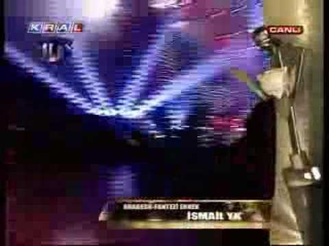 İsmail YK Kral TV Ödül