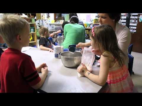 Part 1 of 2: Early Childhood Science-Kool-aid Playdoh