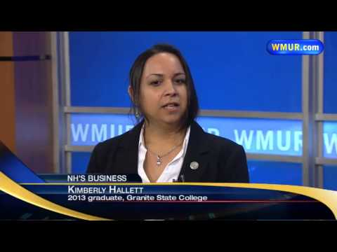 Inspiring story of Granite State College grad