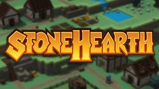 Stonehearth 1.0 Gameplay Impressions - 2018 Is It Worth Playing?