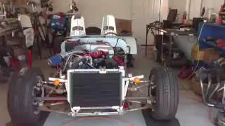 homepage tile video photo for V8 locost, engine start 2