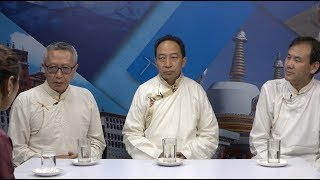 專訪藏人行政中央駐外華人聯絡官