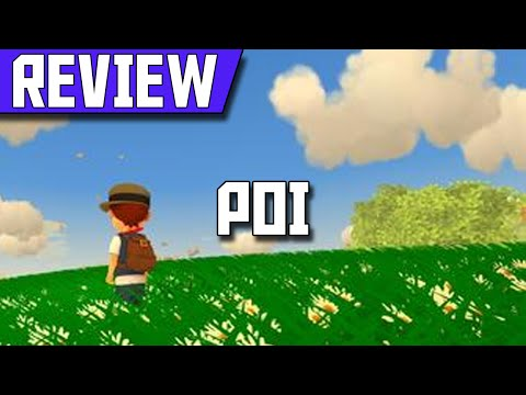 Poi Review - Indie 3D Adventure Platformer - Poi Game Review Steam Indie Gameplay
