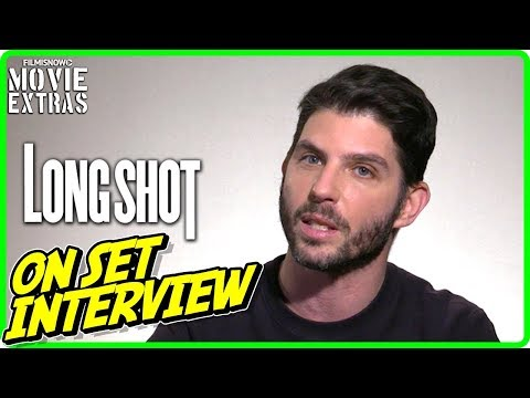 """LONG SHOT   On-set Interview With Jonathan Levine """"Director"""""""