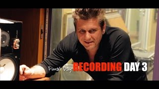 SteelHeart 2017 ALBUM Recording Session DAY 3 - VLOG #12