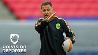"""Juan Carlos Osorio, sobre Alemania: """"Enfrentamos a una nación que es un ejemplo a seguir"""""""