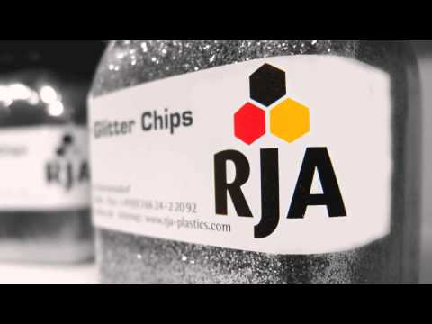 RJA Plastics Glitter and Glitter Cutting Machine Manufacturer Corporate Video