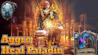 [Legend] Aggro Heal Paladin with Prince | Rastakhan