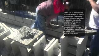 How to Lay Masonry Block