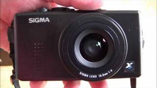 Sigma DP1 Digital Compact Camera Review Foveon Sensor by isthisanygood.com  ++ GREAT ++