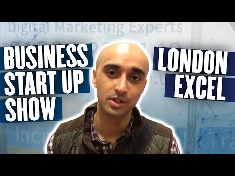 Rocket Marketing Hub Review - Business Start Up Show London Excel