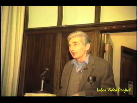 Howard Zinn - Hidden History of The American Working Class