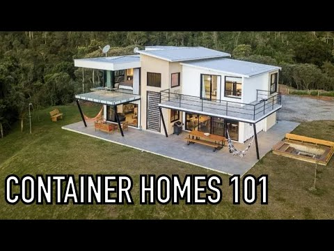 Shipping Container Homes - Amazing Sustainable Home – Brazil (0067)