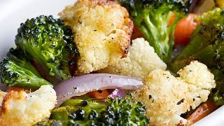 How to Make: Roasted Vegetables