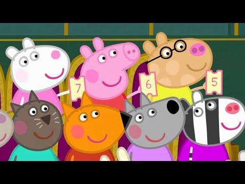 Мультик свинка пеппа мультфильм свинка пеппа