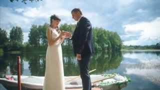 Денис и Анастасия. Свадьба в Рославле.