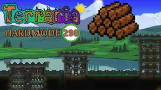 Terraria - DYNASTY WOOD